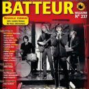 John Densmore, Jim Morrison, Ray Manzarek, Robby Krieger - Batteur Magazine Cover [France] (June 2010)