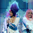 Nicki Minaj's Night at The Pool After Dark
