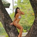 Arianny Celeste Hawaii Bikini Photoshoot
