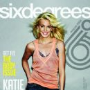 Katie Cassidy - Six Degrees Magazine Cover [United States] (August 2009)