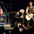 Billy Idol performs at The Beacon Theatre on January 28, 2015 in New York City