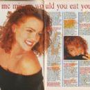 Belinda Carlisle - Smash Hits Magazine Pictorial [United Kingdom] (18 May 1988) - 454 x 303