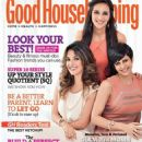 Mandira Bedi, Perizaad Zorabian, Tara Sharma - Good Housekeeping Magazine Cover [India] (November 2014)