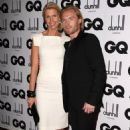 Ronan Keating and Yvonne Connolly