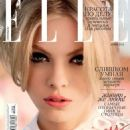Skye Stracke - Elle Magazine Pictorial [Russia] (April 2012) - 454 x 569