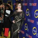 Coco Rocha: premiere of 'The Face' at Marquee New York in New York City