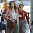 Jessica Alba and Honor Warren – Out in Brentwood - 454 x 661