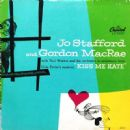 KISS ME KATE  Studio Cast Album Starring Gordon MacRae and Jo Stafford On The CAPITOL RECORDS Label - 454 x 449