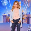 Susan Sideropoulos- 'Disney on Ice' Premiere in Velodrom, Berlin 3/2/ 2017 - 454 x 680