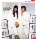 Cher - Yours Retro Magazine Pictorial [United Kingdom] (18 October 2018) - 454 x 642