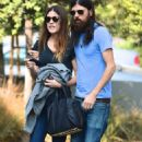 Jennifer Carpenter and Seth Avett - 454 x 733