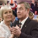 John Nettles and Jane Wymark