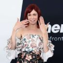 Carrie Preston – Turner Upfront Presentation in New York - 454 x 526