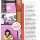 Mia Farrow - Yours Retro Magazine Pictorial [United Kingdom] (11 April 2019)