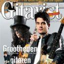 Slash - Gitarist Magazine Cover [Netherlands] (June 2010)