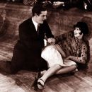 Clara Bow and Antonio Moreno