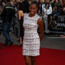 Jamelia - The World Premiere Of 'State Of Play' - The Empire Cinema, Leicester Square In London, England 2009-04-21