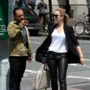 Mena Suvari Spends the Day with Her Boyfriend