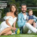 Michelle Renaud and Josué Alvarado - Hola! Magazine Pictorial [Mexico] (7 June 2018)