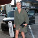 Lindsey Vonn – Arrives for dinner at Craig's in West Hollywood - 454 x 626