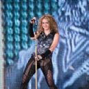 Shakira Performs In Concert - New York City - 454 x 297