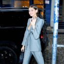 Kaia Gerber – Out and about in New York City