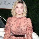 Olivia Holt – CFDA Variety and WWD Runway to Red Carpet in LA