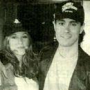 Brandon Lee and Eliza Hutton