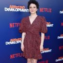 Alia Shawkat – Posing at Arrested Development Show Premiere Photocall In Los Angeles - 454 x 689