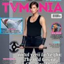 Charlize Theron - TV Mania Magazine Cover [Romania] (10 July 2020)