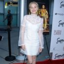 AJ Michalka – 'Support The Girls' Premiere in LA - 454 x 623