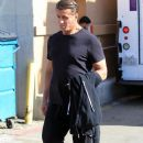 Sylvester Stallone leaving a salon in Beverly Hills, California on February 14, 2017 - 387 x 600