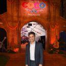 Gael Garcia Bernal– Premiere of Disney Pixar's 'Coco' - Arrivals - 382 x 600