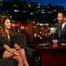 Keri Russell at 'Jimmy Kimmel Live!' - 454 x 303