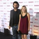 Sarah Carter and Kishan Shah