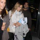 Lauren Conrad Arriving At JFK Airport, N.Y.C, April 15, 2009
