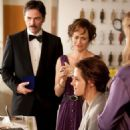 New Breaking Dawn Part 1 Still With Bella, Charlie & Renee Before The Wedding!