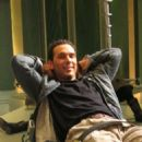 Actor Jason David Frank popular as Tommy Oliver from Power Rangers Pictures