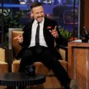 """David Arquette Visits the """"Tonight Show"""""""
