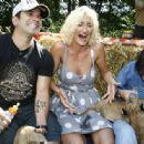 Marc und Sarah im Zoo