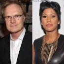 Lawrence O'Donnell and Tamron Hall