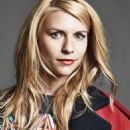 Claire Danes By Damon Baker Photoshoot For Glamour Uk December 2014