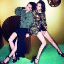 Kiko Mizuhara - Grazia Magazine Pictorial [China] (29 April 2015)