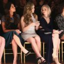 Bethany Mota - Sherri Hill - Front Row - February 2017 - New York Fashion Week - 454 x 491