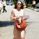 Rebecca Gayheart – Arrives at Stella Mccartney H.E.A.R.T. Brunch in Beverly Hills - 454 x 681