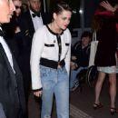 Kristen Stewart – Leaving the Palace Festival in Cannes