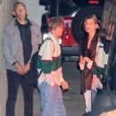 Hailey Bieber and Justin Bieber – make their way to church service in LA