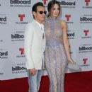Marc Anthony and Shannon de Lima- Billboard Latin Music Awards - Arrivals