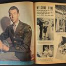 James Stewart - Movie Life Magazine Pictorial [United States] (January 1946) - 454 x 341