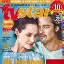 Angelina Jolie and Brad Pitt - 454 x 560